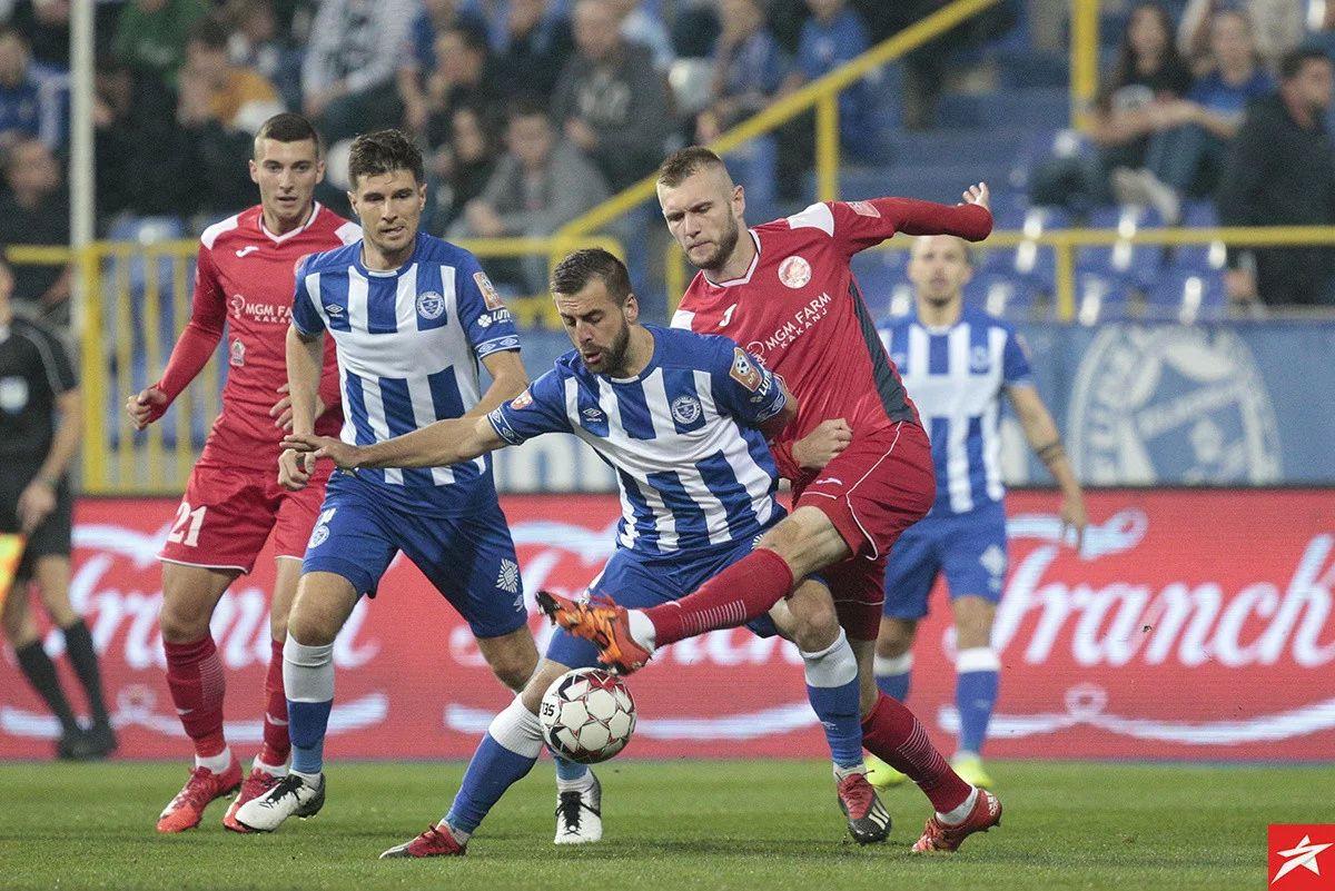 Takmičarska komisija odlučila: Meč Željezničar - Čelik registrovan rezultatom 3:0