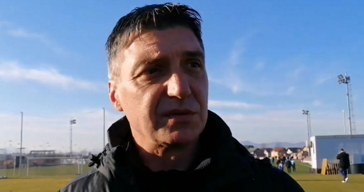 Marinović o Laziću: Nije produžio ugovor, te zbog toga nije u ekipi