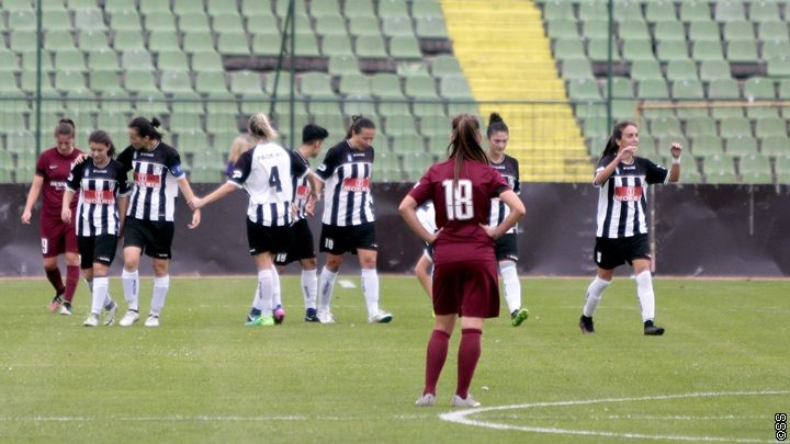 SFK 2000 ubjedljivim porazom završio nastup u Ligi prvaka