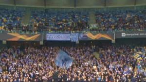 """""""Ubij Srbina"""" se orilo stadionom tokom utakmice Lige Evrope"""