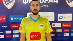 Borac ne staje sa pojačanjima: Nikola Lakić novo ime u ekipi