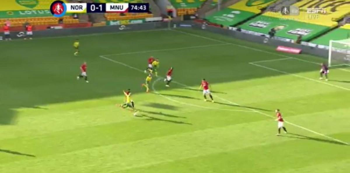Manchester United nije izdržao: Bomba Cantwella za poravnanje rezultata