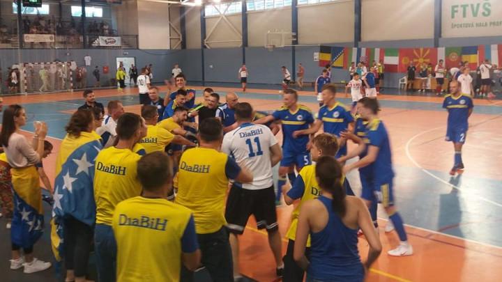 DiaBiH reprezentacija u finalu Evropskog prvenstva!
