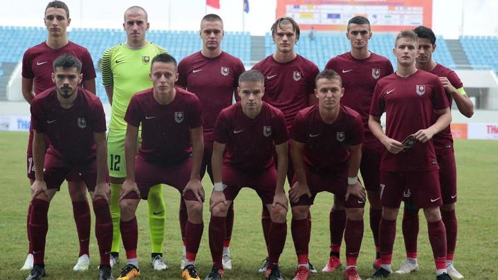 Juniori FK Sarajevo osvojili treće mjesto na BTN međunarodnom turniru u Vijetnamu