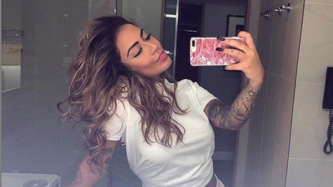 Nije baš stidljiva: Neymarova sestra 'vrućim' slikama obara s nogu