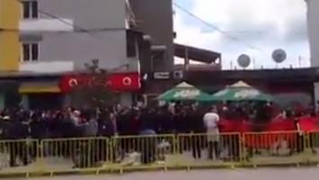 Albanci se potukli, sijevali noževi, četiri osobe stradale