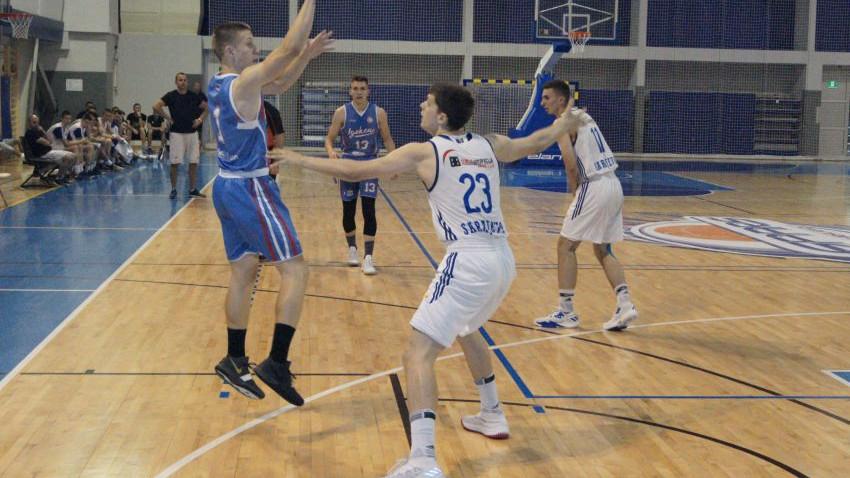 Kadeti Sparsa nadigrali Igokeu u prvom meču finala