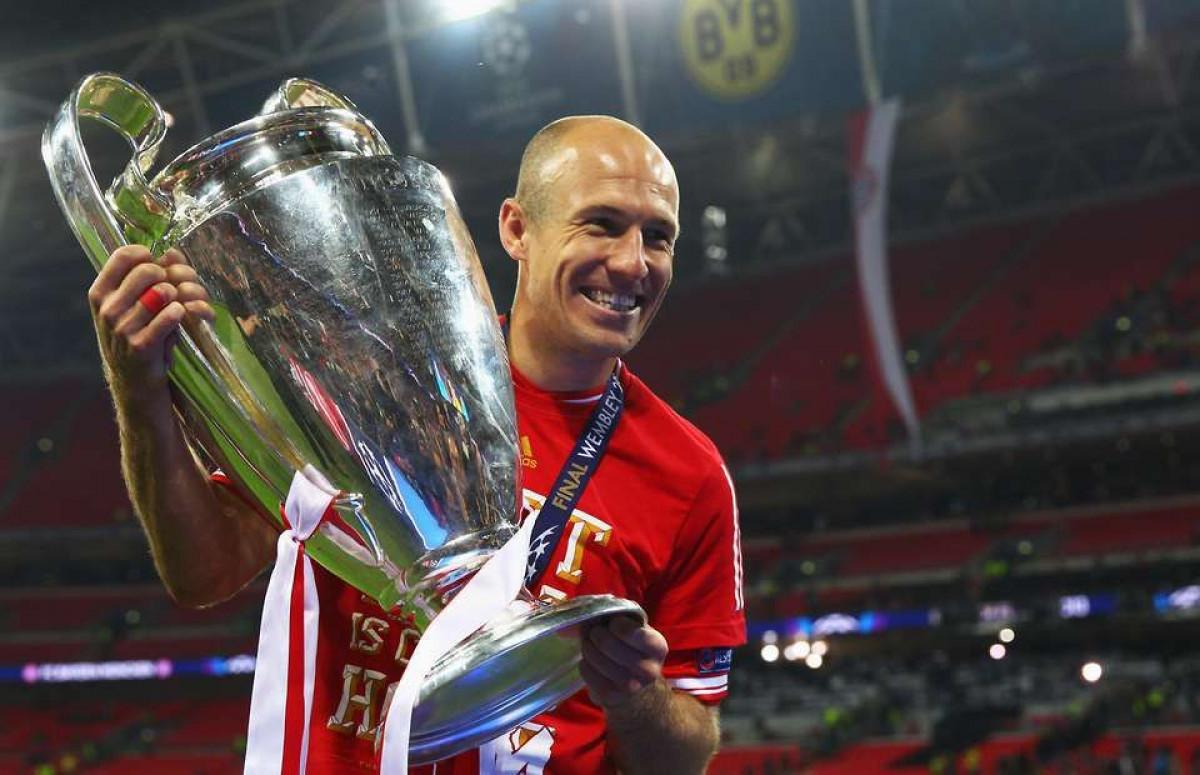 Bayern se oglasio na Twitteru nakon što je Robben objavio kraj karijere