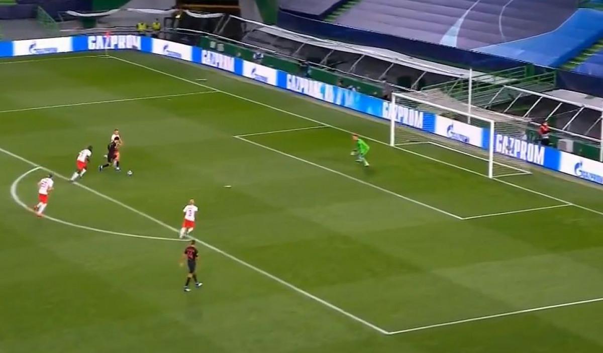 Joao Felix sjajnim prodorom izborio penal, pa s bijele tačke pogodio za 1:1