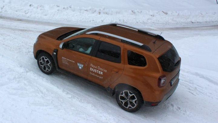 Novi Dacia Duster predstavljen na Bjelašnici