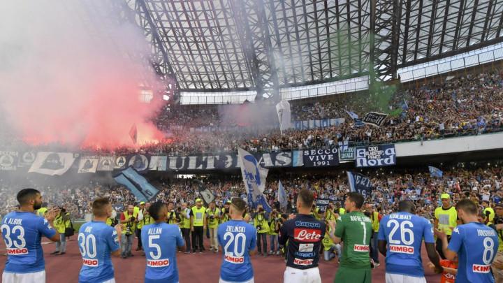 """Kapitalizam """"ubija"""" Napoli: Tribine San Paola će ponovo biti poluprazne"""