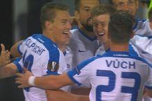 Šehić primio jedan od najbržih golova ikad