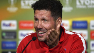 Simeone daleko od igrača u finalu Evropske lige: Tužno je i ružno!