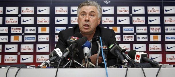 Ancelotti: Ne treba nam Ibrahimović