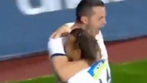 Armin Hodžić zabio, žestoko proslavio gol, a zatim - VAR