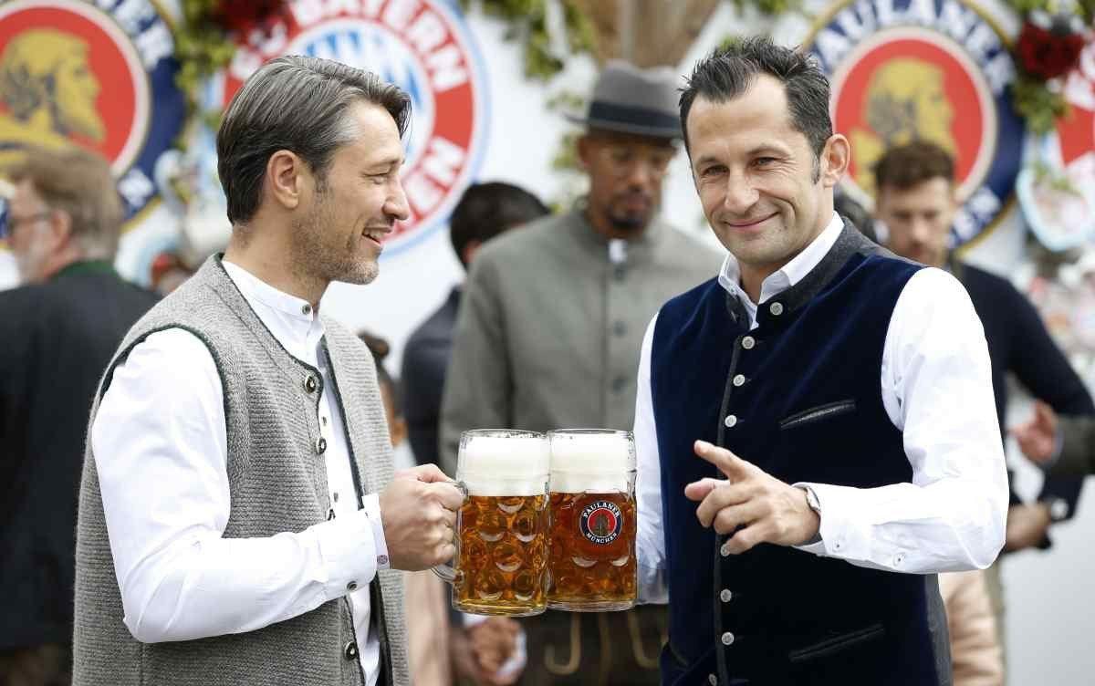 Niko Kovač jutros došao na trening Bayerna i tražio ragovor s igračima