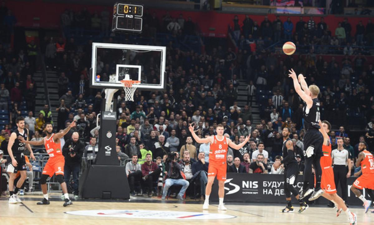 Partizan, Cedevita i Budućnost pozvani u FIBA Champions League