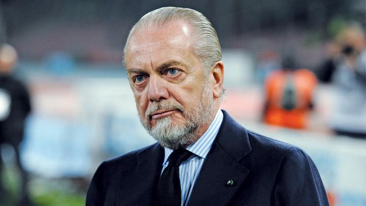 De Laurentiis: Poslali smo žalbu što je Liverpool s nama u grupi