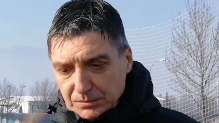 Marinović o pojačanjima: Više ćemo znati u narednim danima