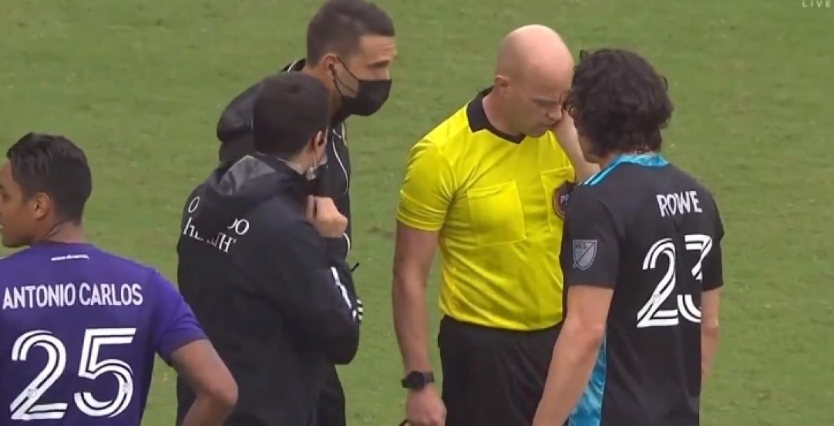 Nestvarne scene u MLS-u: Golman isključen tokom penal serije, rezervni nije mogao na teren