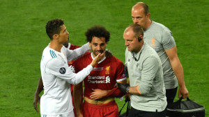 Ronaldo: Salah bi mogao osvojiti Zlatnu loptu