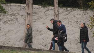 Zoran Mamić u zanimljivom društvu stigao na meč Zrinjskog i Sarajeva