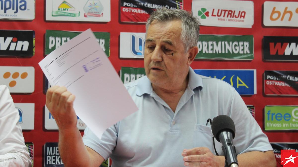 """""""Đugum za Đuguma"""": NK Čelik bivšem direktoru mora isplatiti 45.000 KM"""
