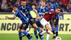 Inter oslabljen protiv Sampdorije