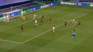 Šok za Atletico: Leipzig u 88. minuti poveo sa 2:1 i došao na korak od polufinala
