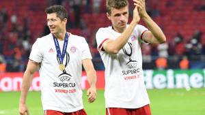Lewandowski objasnio zašto Bayern nije proslavio trofej evropskog Superkupa