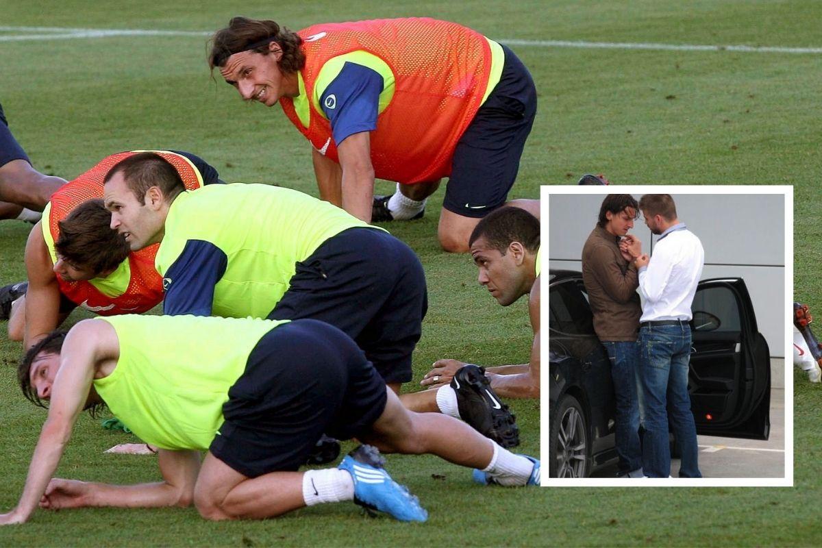 Zlatanova rečenica nakon koje su zvijezde Barcelone utihnule: Šta je Ibri najvažnije na svijetu?