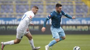 Ćivić se nakon ostvarenja cilja razišao sa FK Krupa