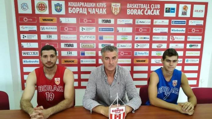 Alikadić potpisao za Borac iz Čačka