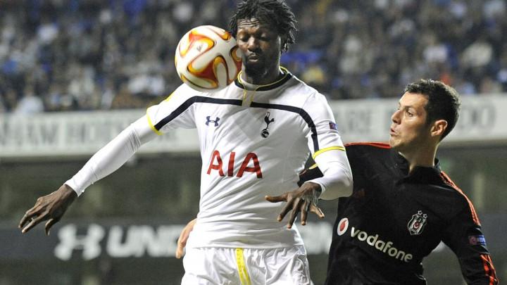 Niko ovakav potez nije očekivao: Emmanuel Adebayor odabrao novi tim