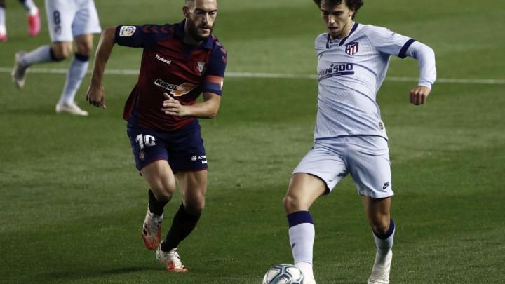 Atletico Madrid odbio 150 miliona eura za Joao Felixa!