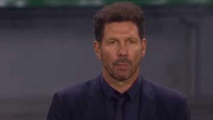 Reakcija Diega Simeonea nakon utakmice sve govori