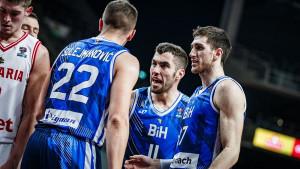 Dominacija: Košarkaši BiH i zvanično najbolja selekcija u kvalifikacijama za Eurobasket!