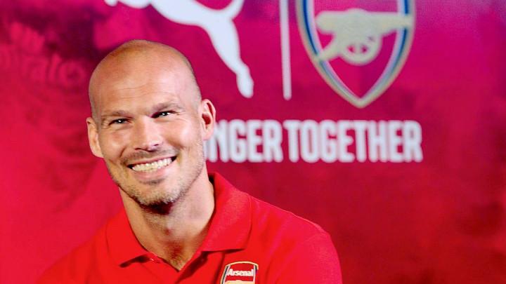 Ljungberg se vratio u Arsenal