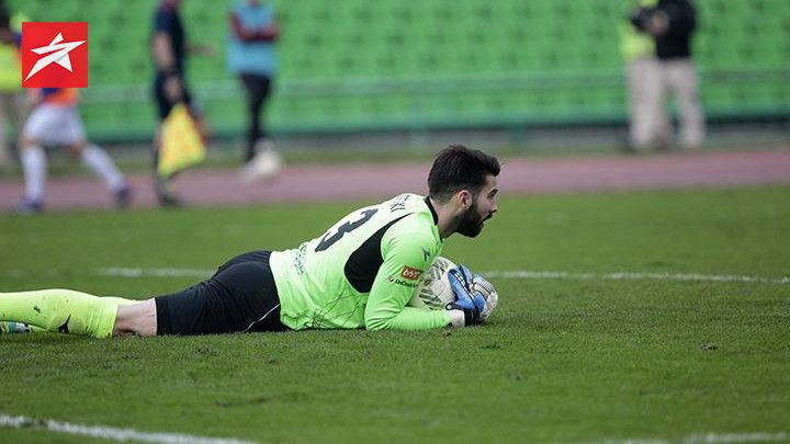 Kjosevski se vraća na gol protiv Zrinjskog?