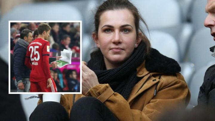 """Lisa """"obrisala"""" Müllera: Je li njihovom braku presudio Kovačev Bayern?"""