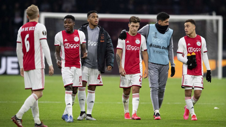Ajax predstavio nove dresove i pokazao da ih niko ne može nadmašiti