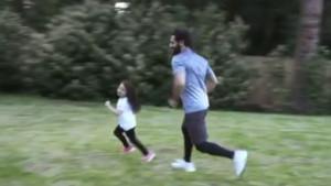 Salah u dvorištu napravio mali trening centar, a komšije otkrile šta najviše vježba
