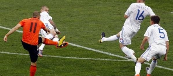 Oranje u četvrtfinalu