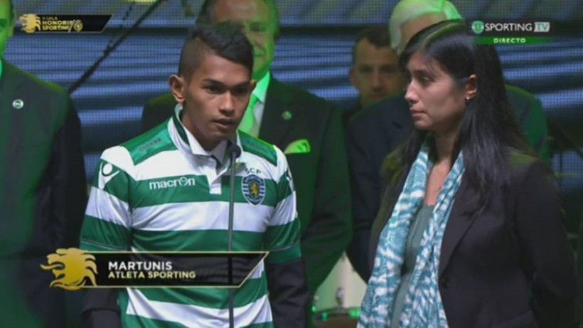 Dječak koji je preživio cunami i kojeg je 'otkrio' Ronaldo ispunio san