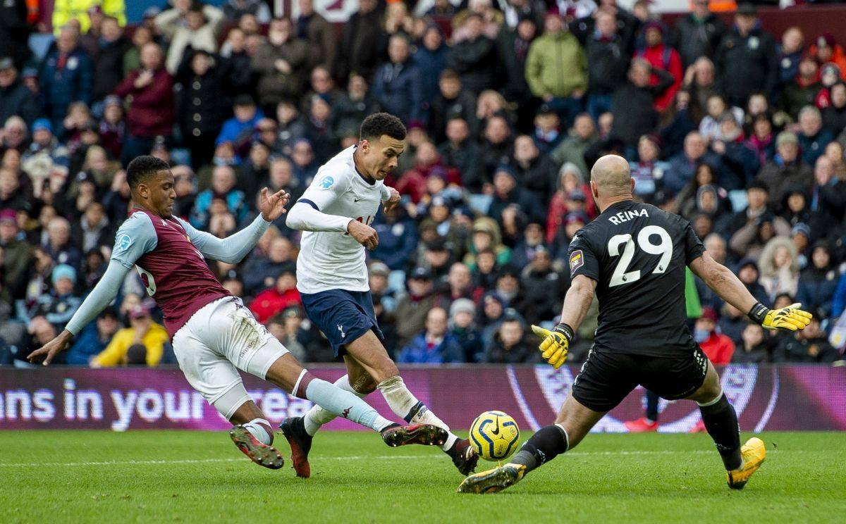 Sjajan meč na Villa parku: Tottenham slavio golom u sudijskoj nadoknadi