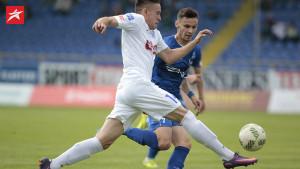 Peco debitovao u porazu Varaždina, Krstanović pogodio za Slaven Belupo