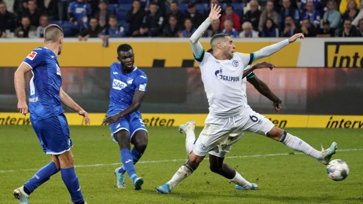 Hoffenheim očajno otvorio meč, pa u nastavku ipak stigao do pobjede protiv Schalkea
