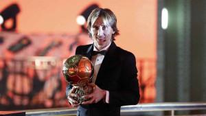 Kruna karijere: Luka Modrić je osvajač Zlatne lopte!