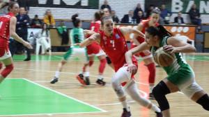 Košarkašice Banovića poražene na domaćem terenu od Zvezde