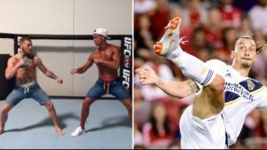 """McGregor odgovorio Ibrahimoviću: """"Poštujem Zlatana, ali..."""""""